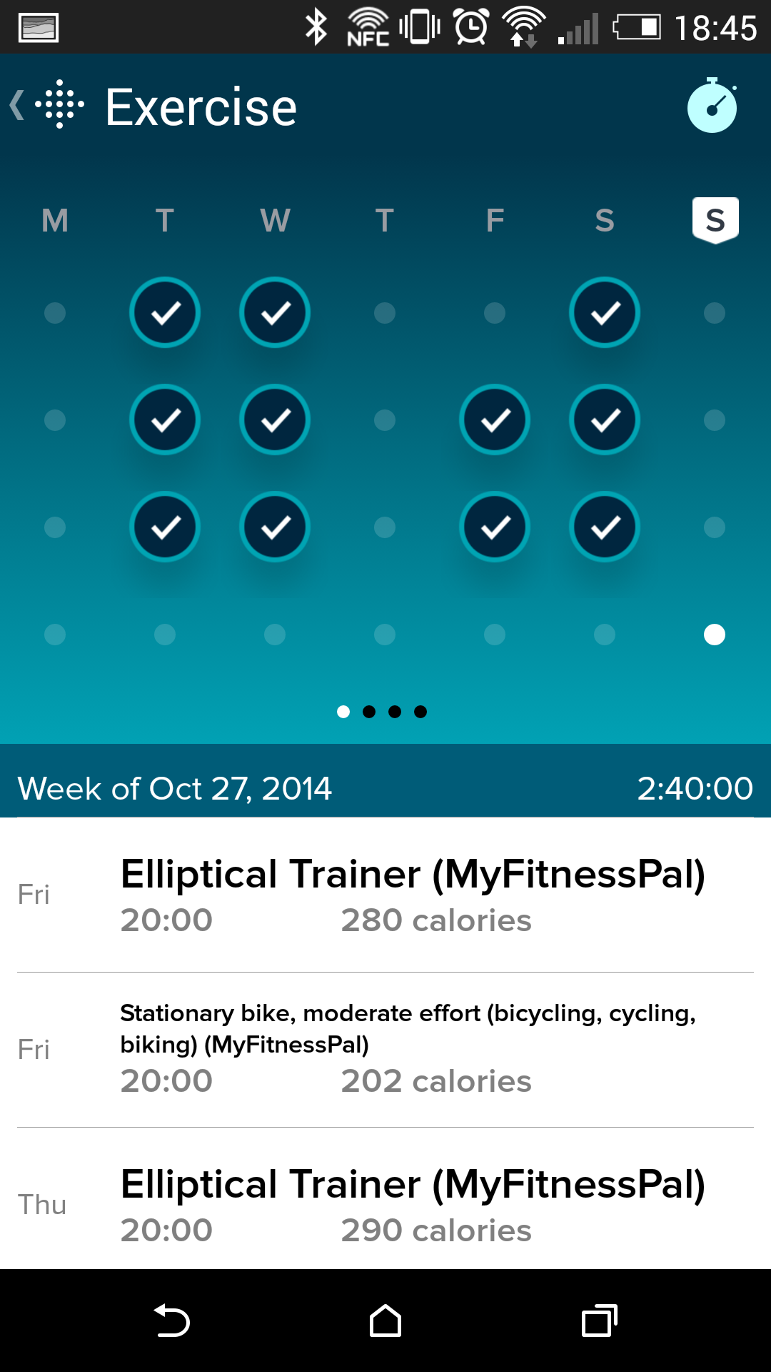 MobileRun and Activities for Android - Page 4