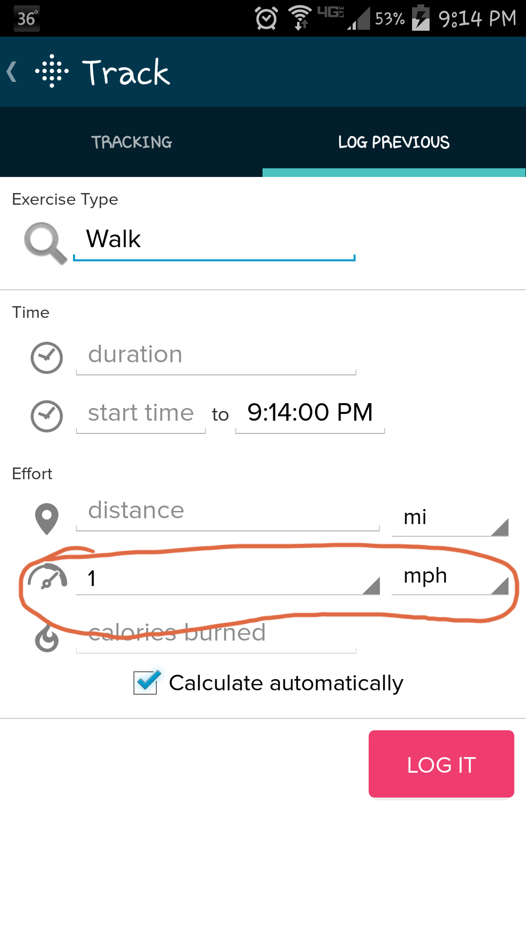 MobileRun and Activities for Android