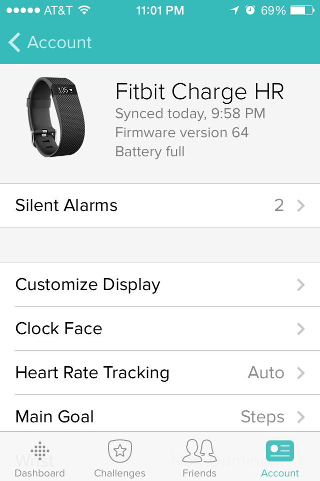 How to set up caller id on fitbit charge hr