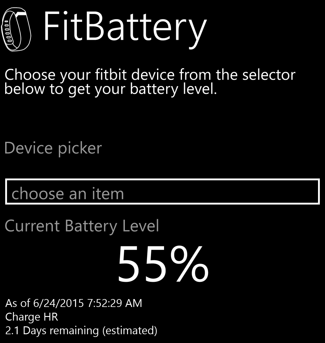 More Accurate Battery Life Or In Mobile App Page 3 Fitbit