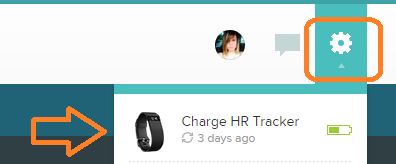 how to find bmi on fitbit