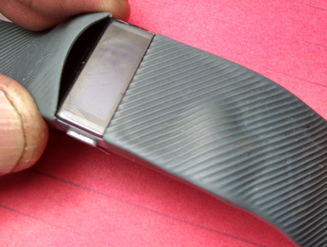 Charged wristband unglued page 12 fitbit community