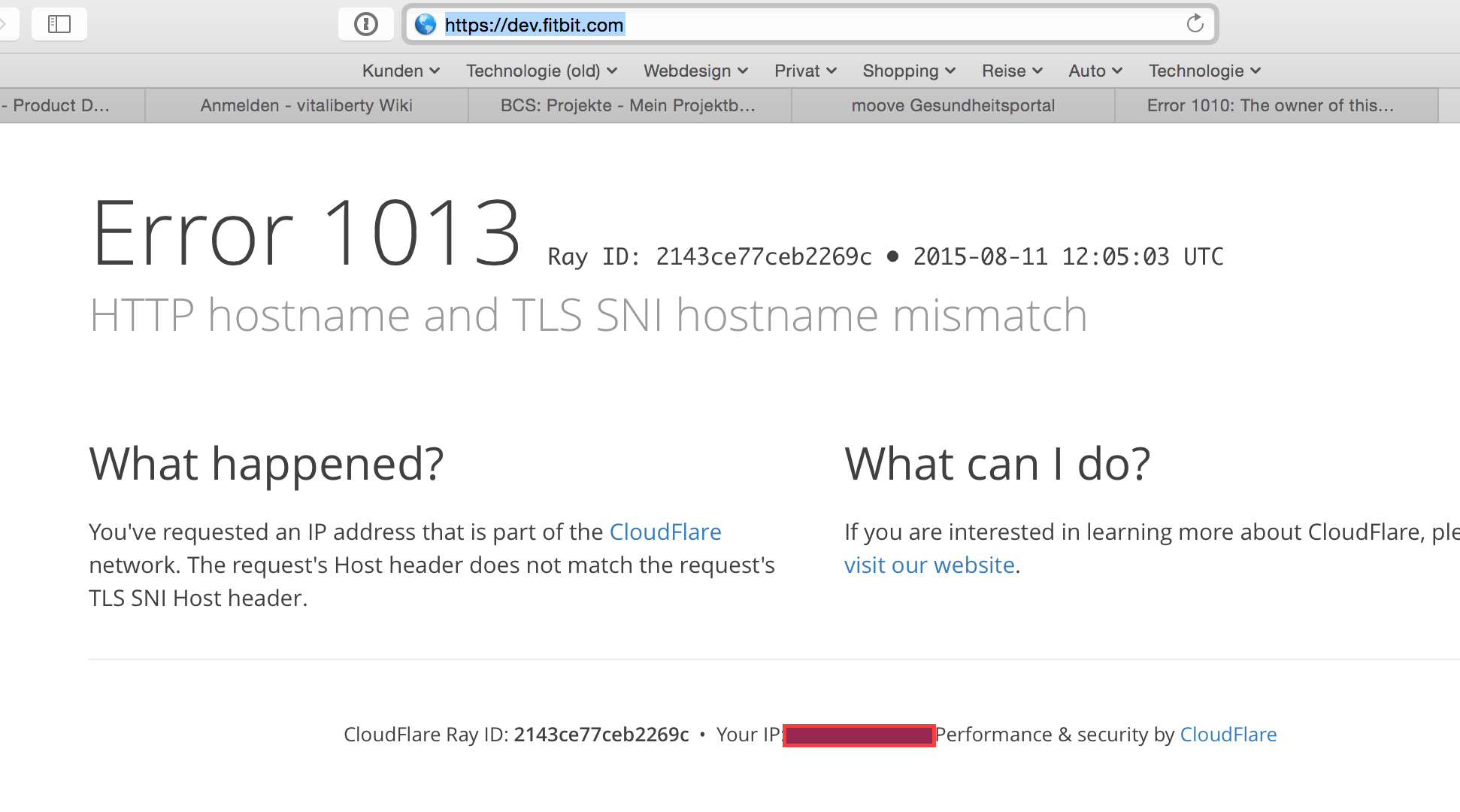 Solved: [Fitbit API] Error 1010 - Access denied - Fitbit Community