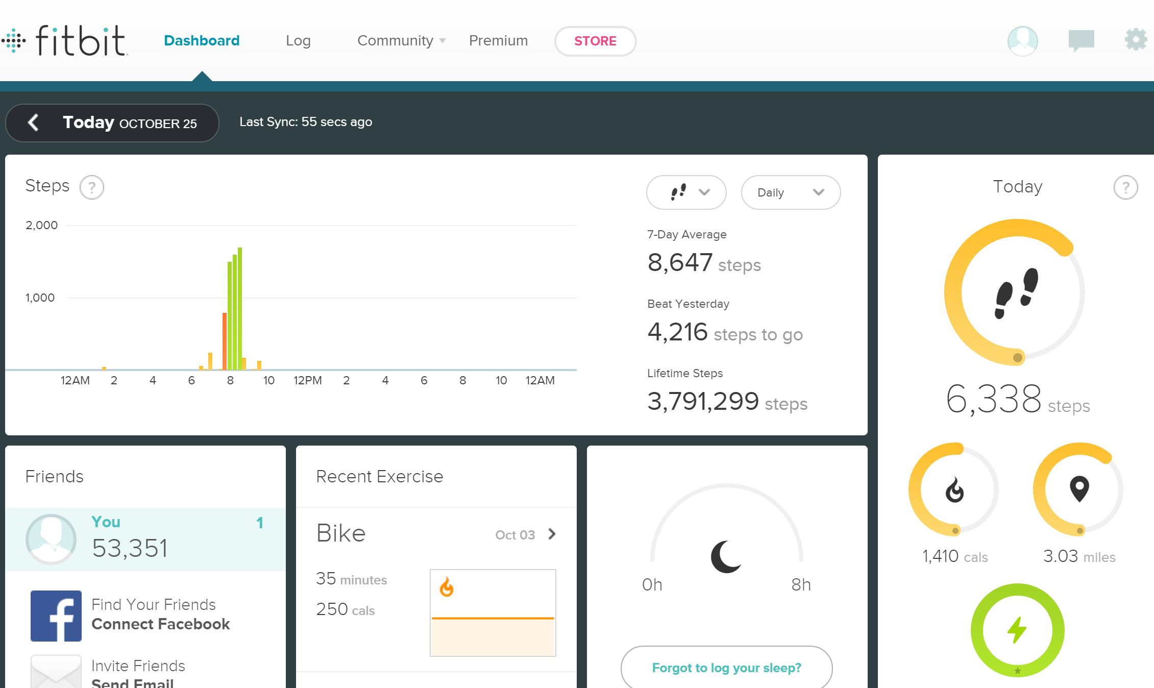 how to set up fitbit aria