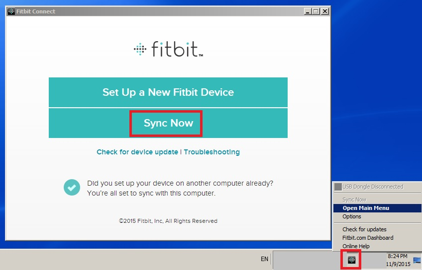 Solved Fit Bit Time Will Not Sync Its Like 8 Hours Off Fitbit