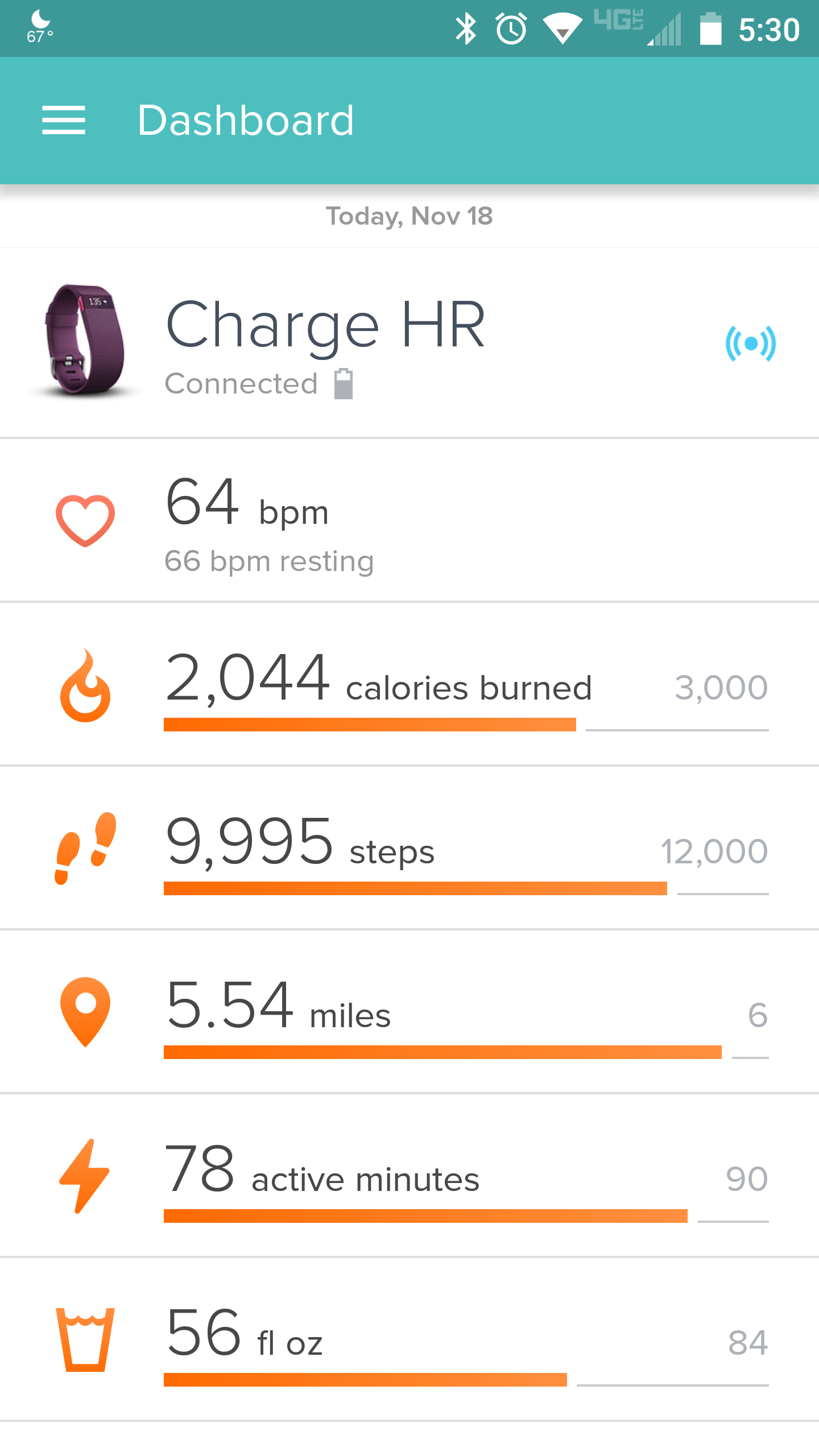 How to update fitbit charge 3 firmware
