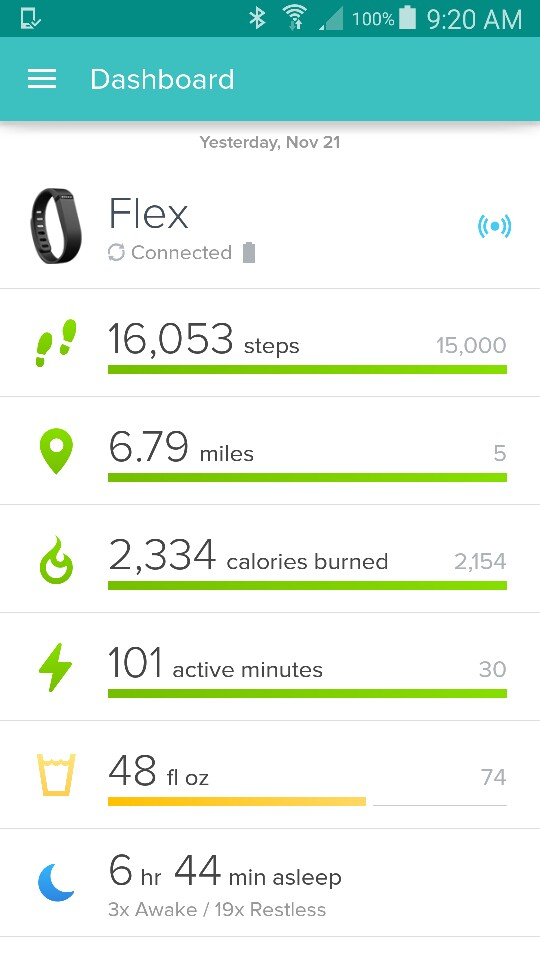 how to add fitbit to profile