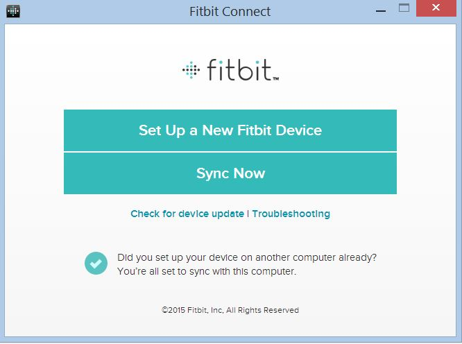 Charge Firmware Update - Version 110 - Page 2 - Fitbit Community