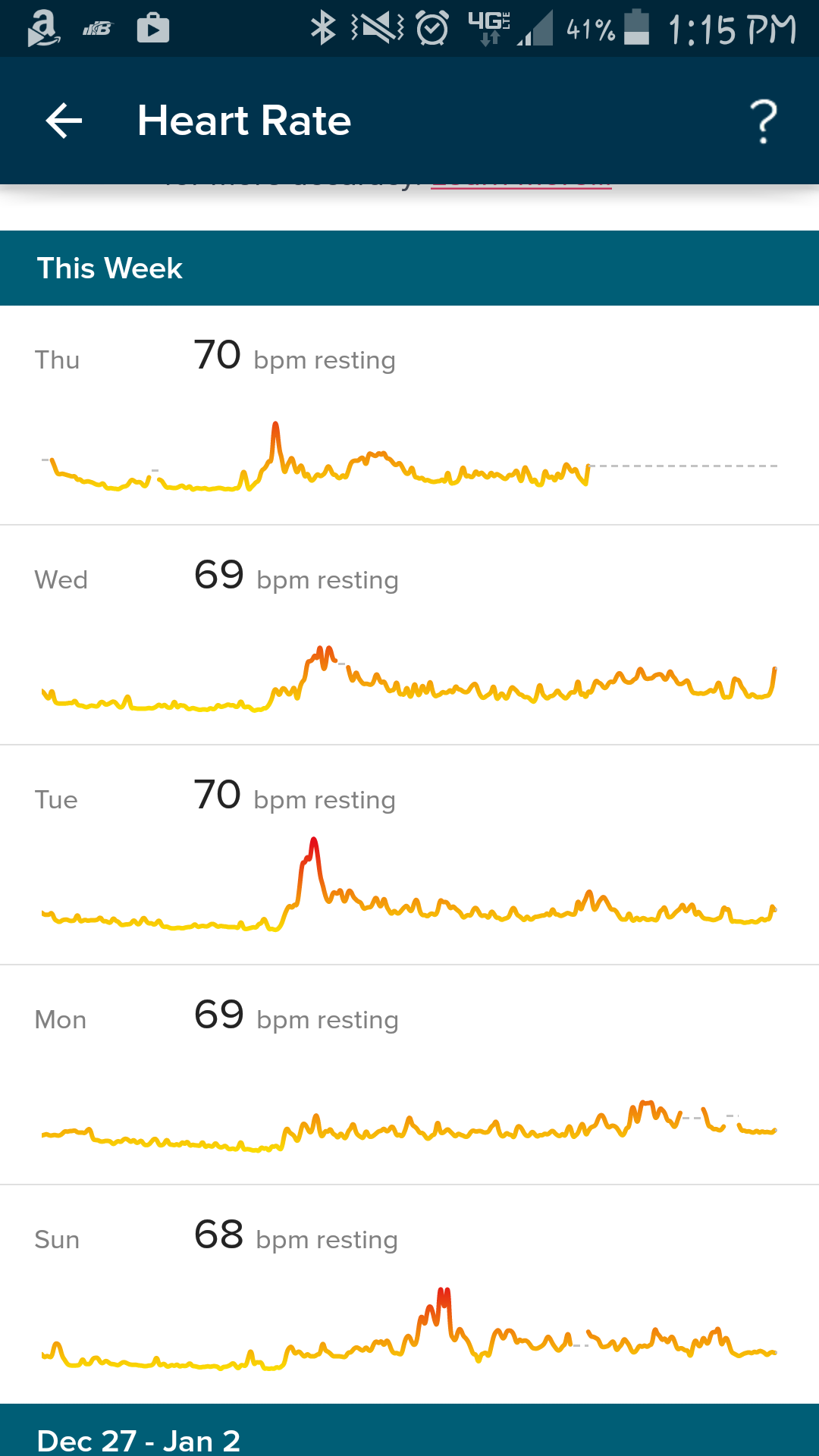 how to delete messages on fitbit charge hr