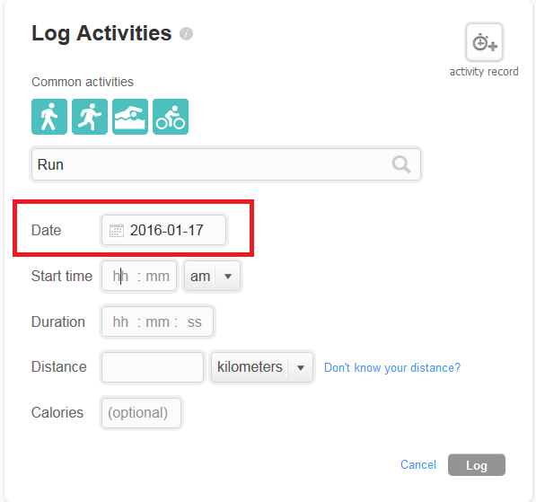 solved: how can i manually add steps - fitbit community