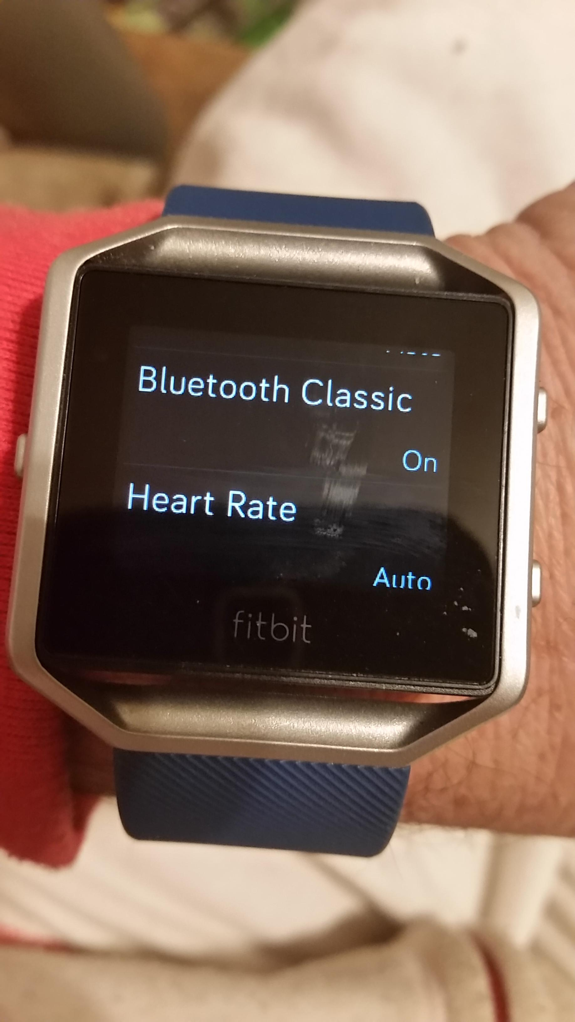 No Bluetooth option listed in the settings of my B    - Fitbit Community