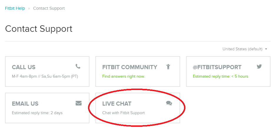 Charge HR not working :( - Fitbit Community