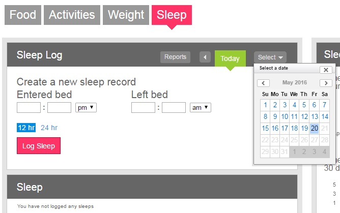 Fitbit has stopped tracking my sleep fitbit community