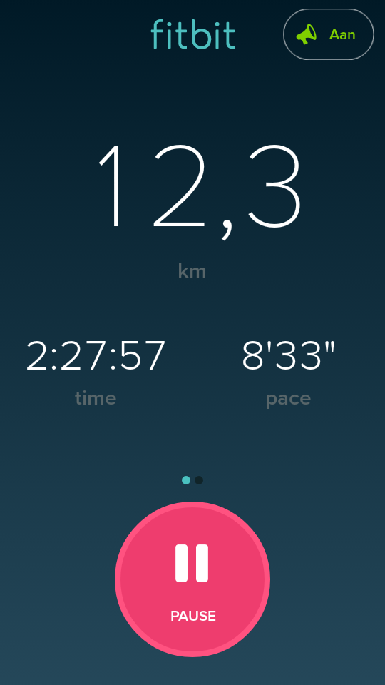 Charge HR Tracking + MobileRun