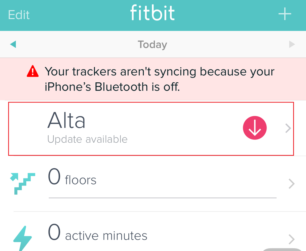 how to delete steps on fitbit
