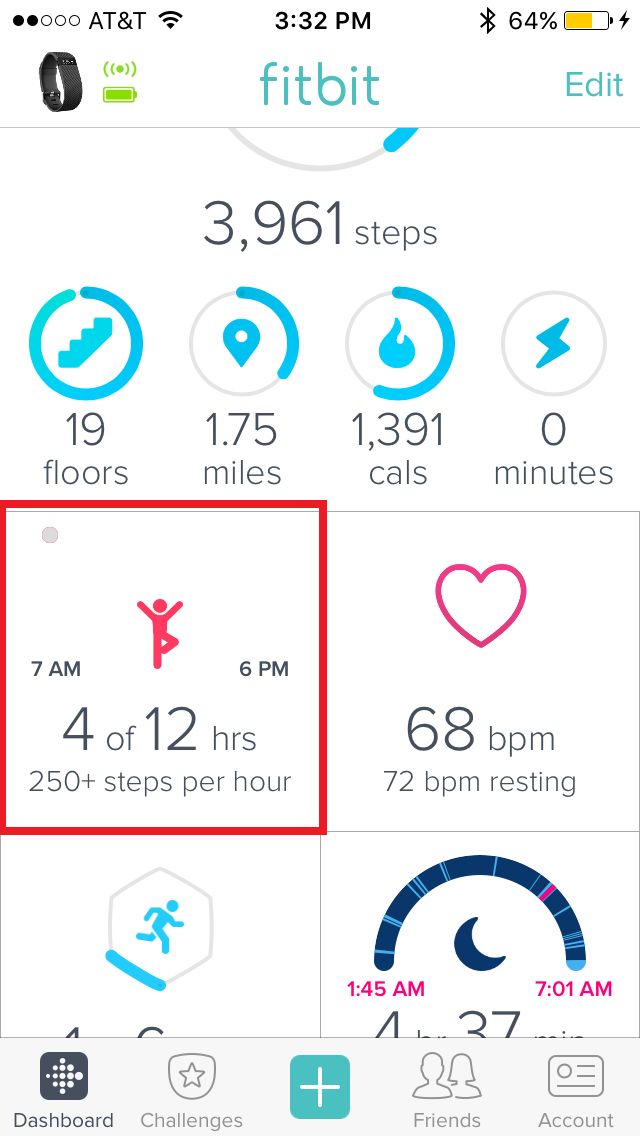 how to set fitbit goals