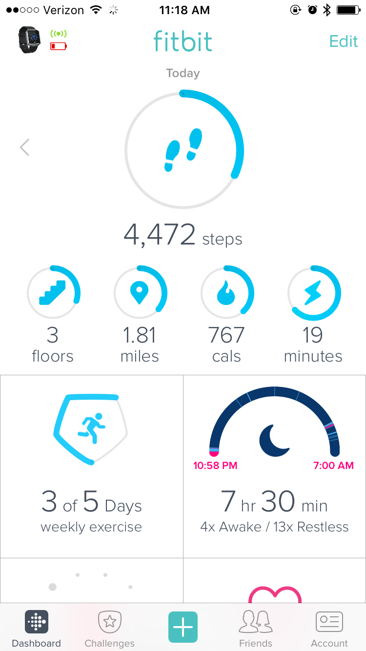 how to set sleep on fitbit