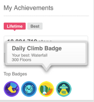 100 Floors In A Day Fitbit Community