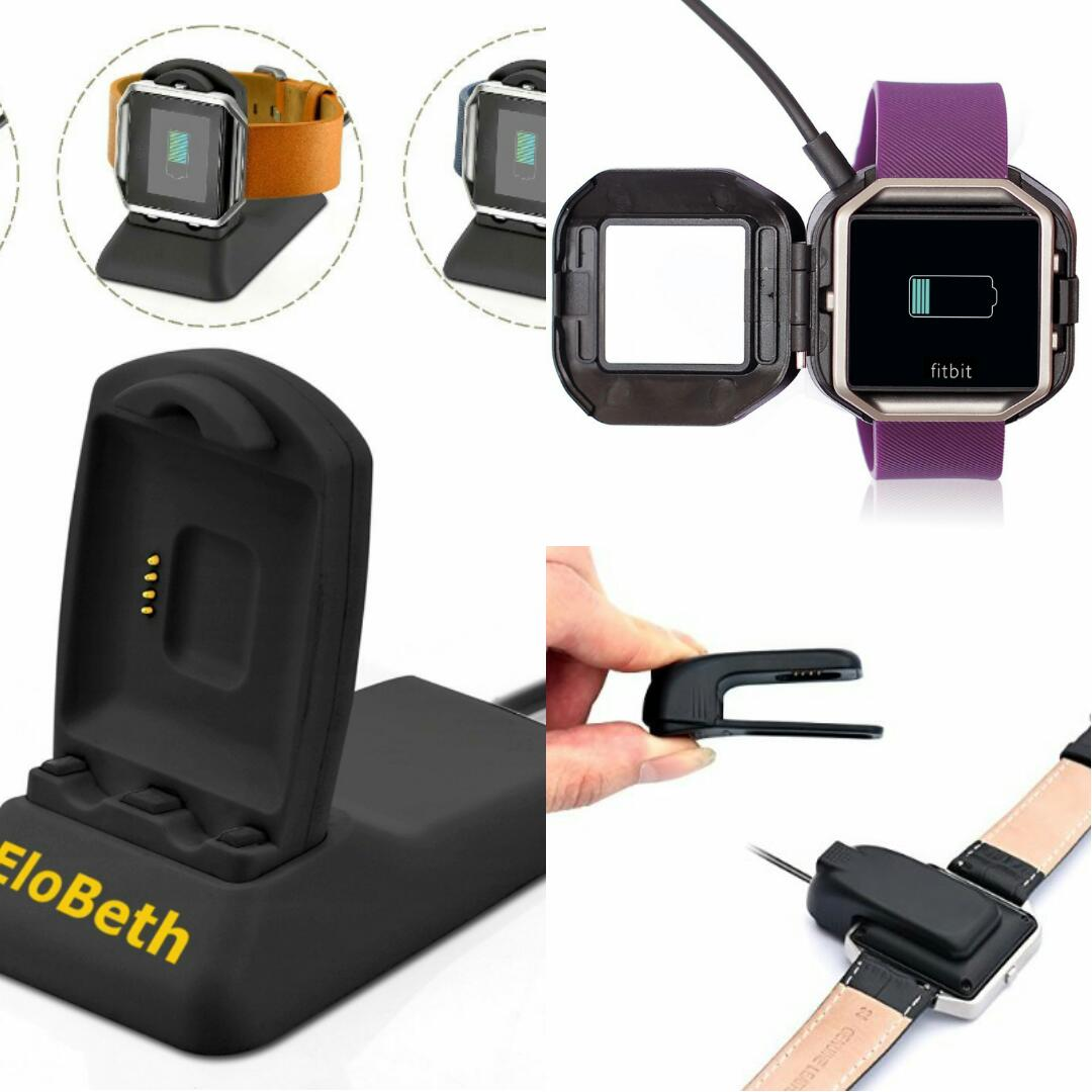 Blaze Charging Stand - Fitbit Community