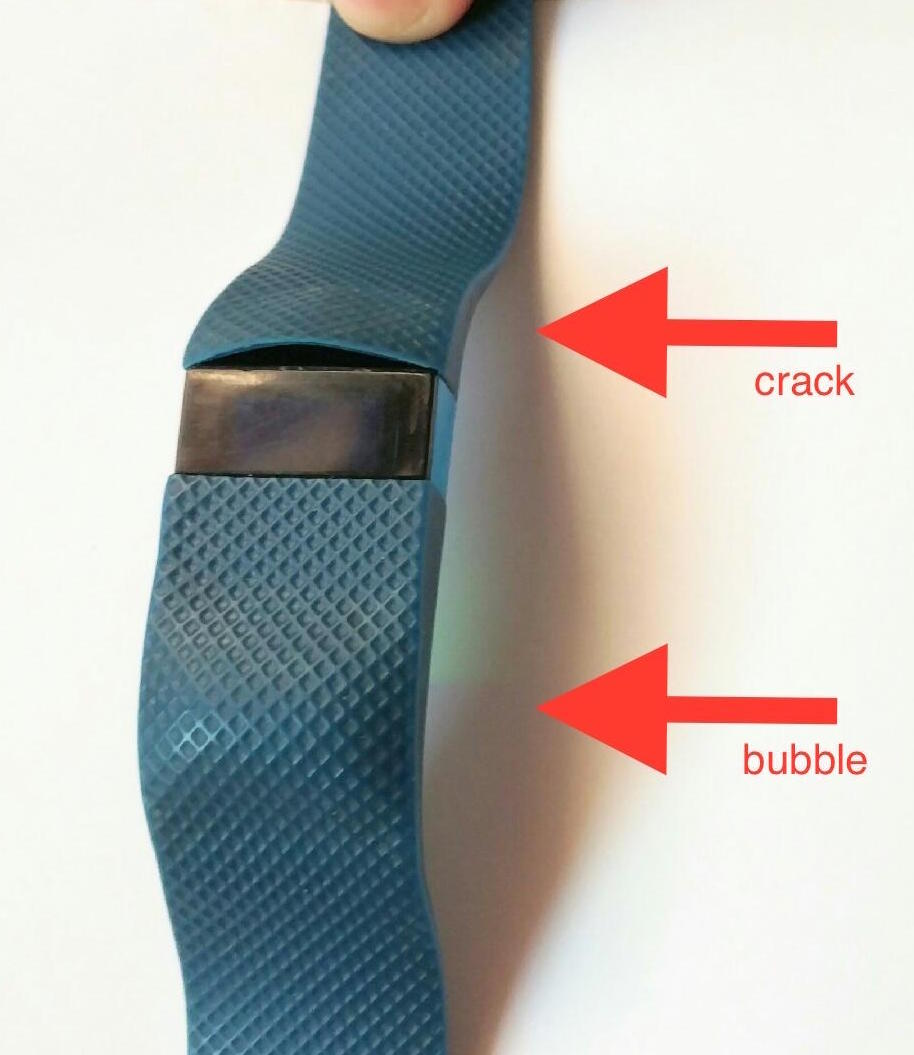 how to change out fitbit charge 2 bands