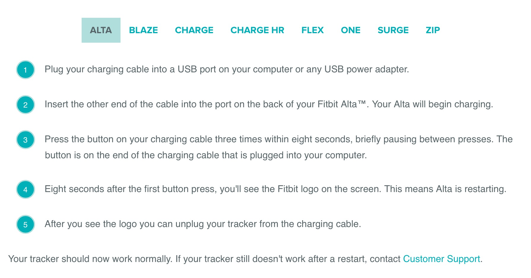 Fitbit charge hr manual / user guide & tutorials userlib.