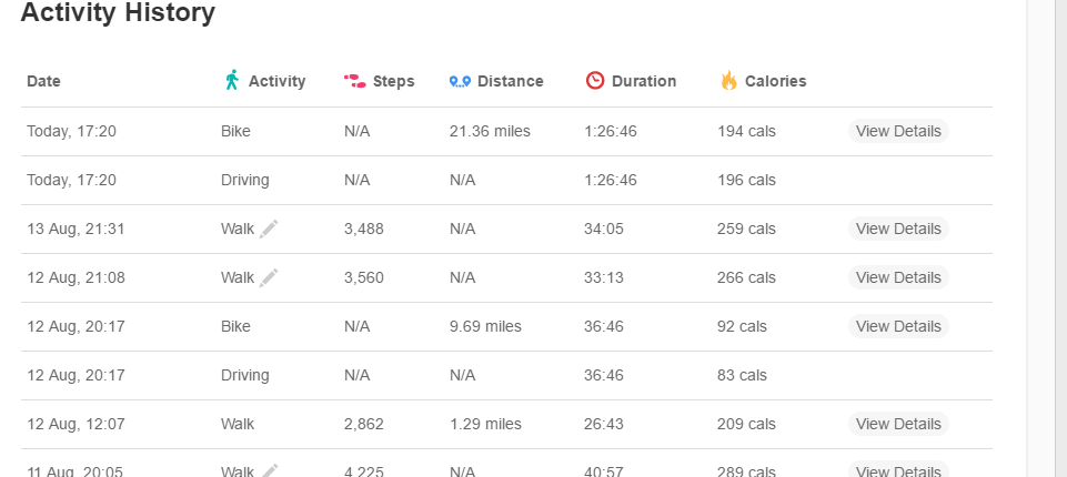 how to change email for fitbit