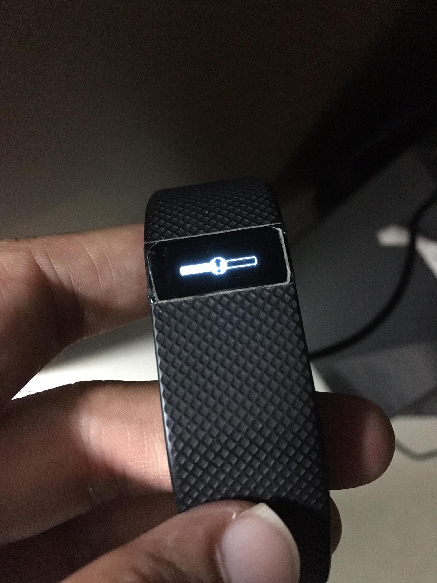 Firmware update starts/stuck when already on v122 - Fitbit Community
