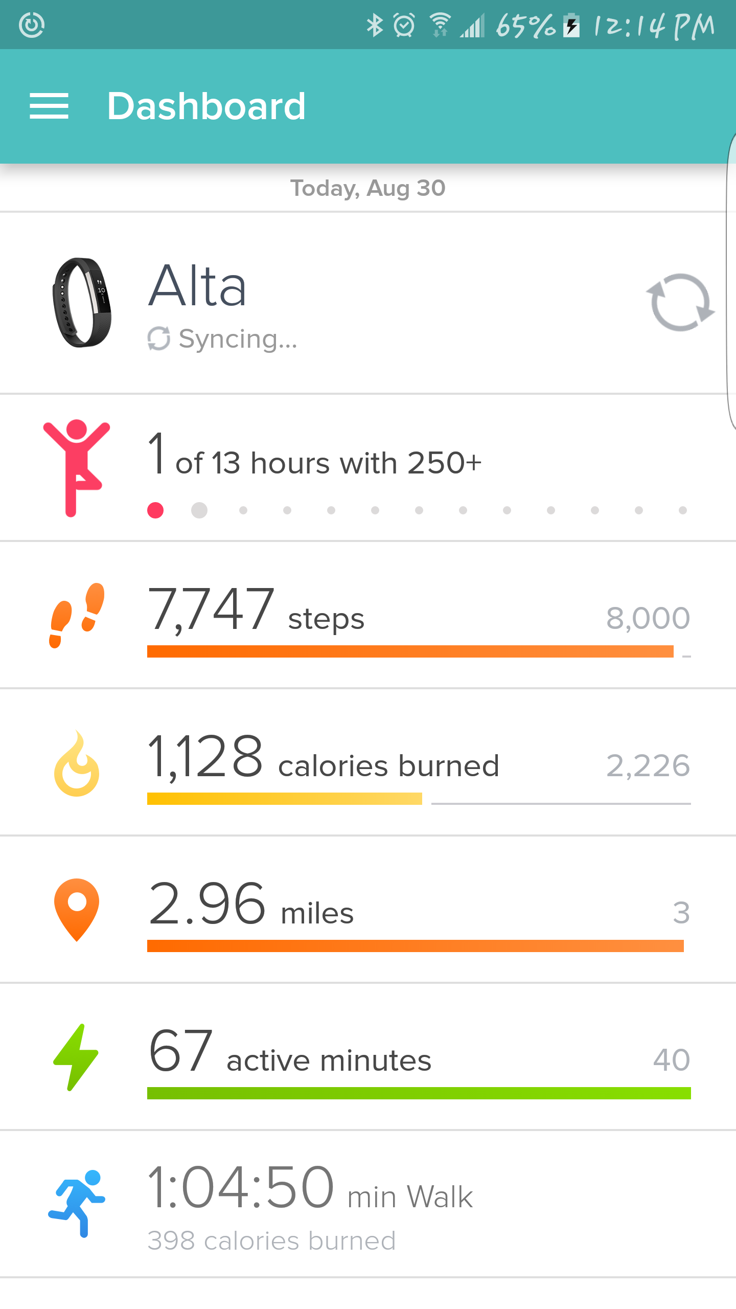 App that syncs Fitbit and Samsung S Health - Fitbit Community