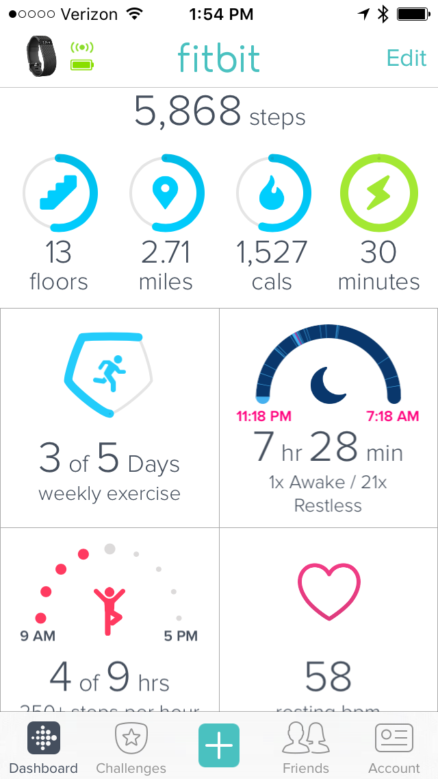iOS app not recognizing 250 steps per hour - Fitbit Community