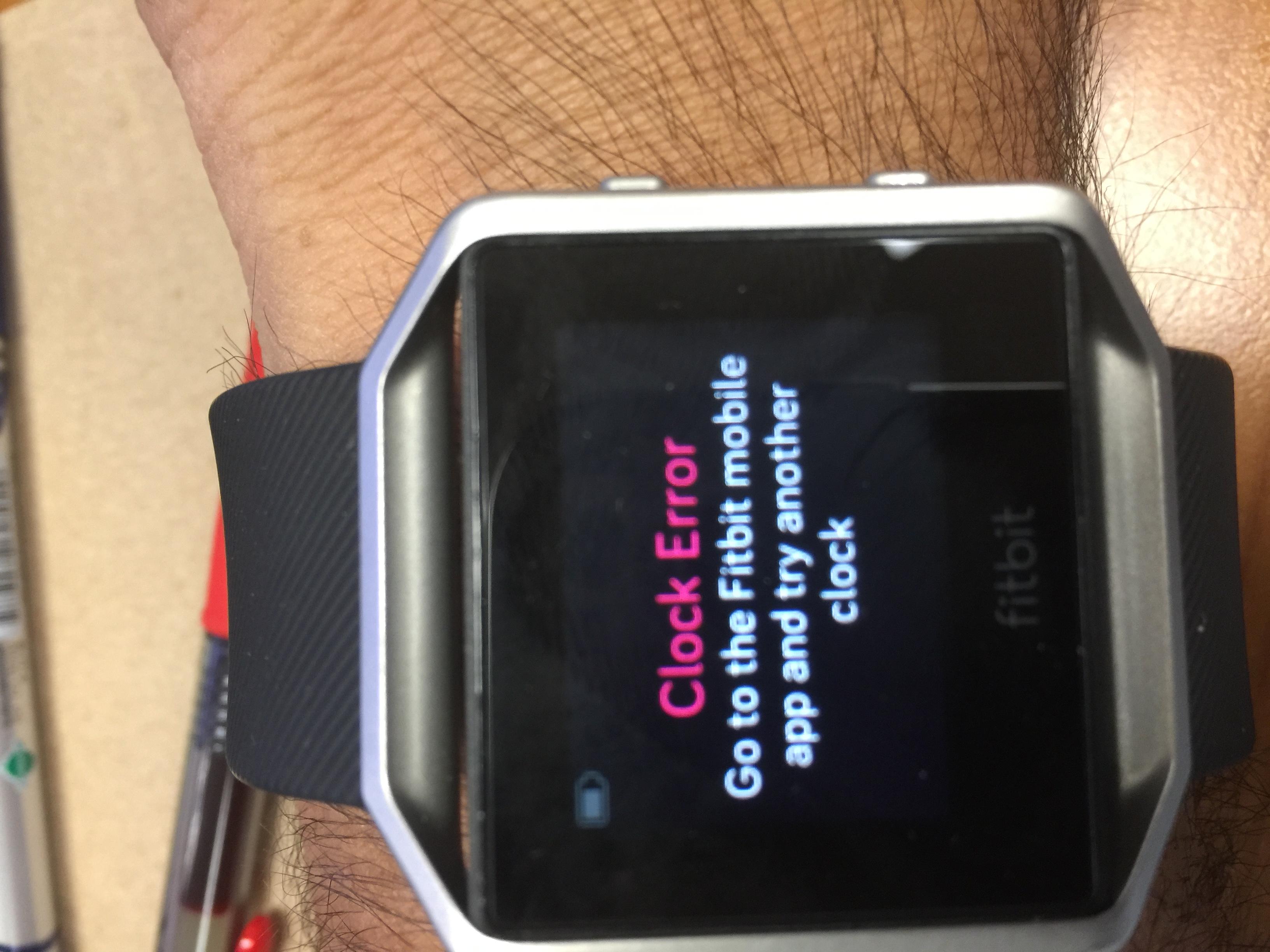New Blaze Clock Faces Fitbit Community