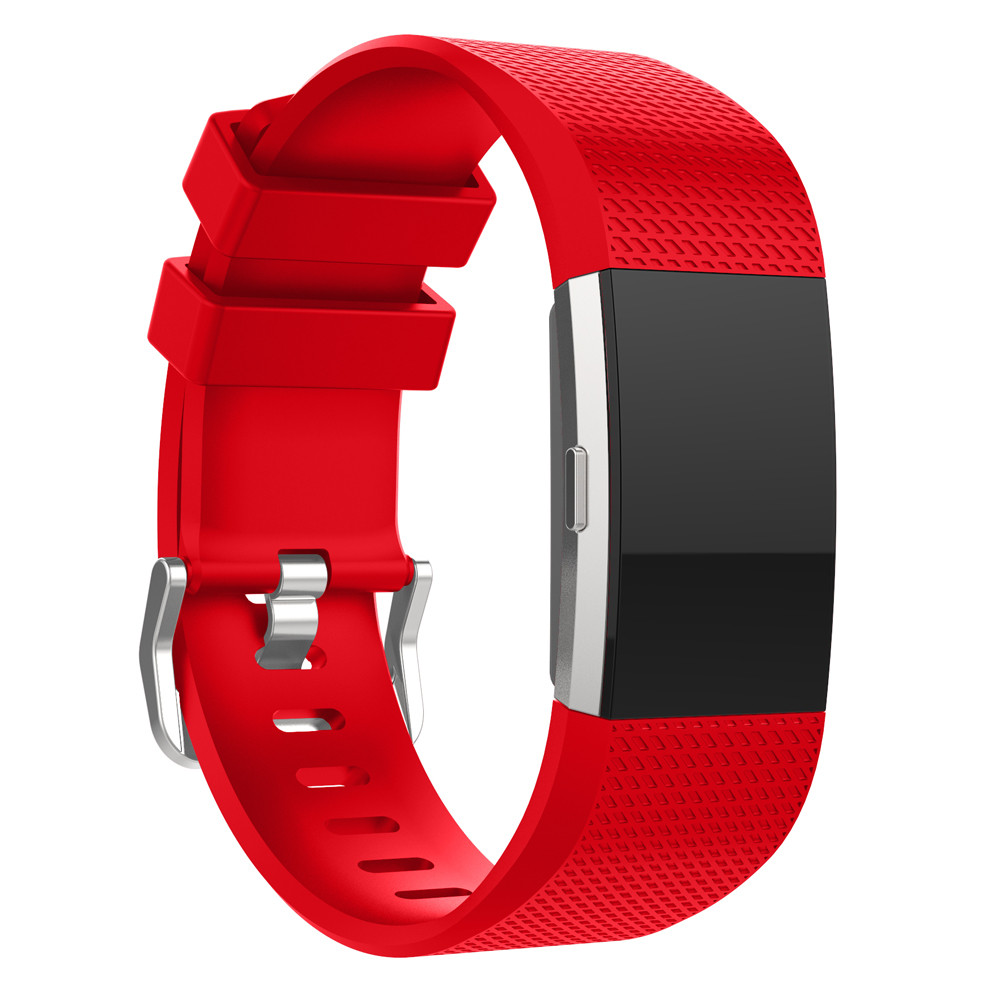 red band for my charge 2 fitbit community. Black Bedroom Furniture Sets. Home Design Ideas