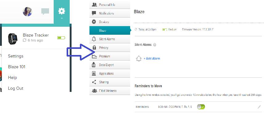 Factory reset Fitbit Blaze - Fitbit Community