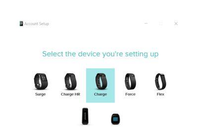 No Alta in Fitbit setup - Fitbit Community