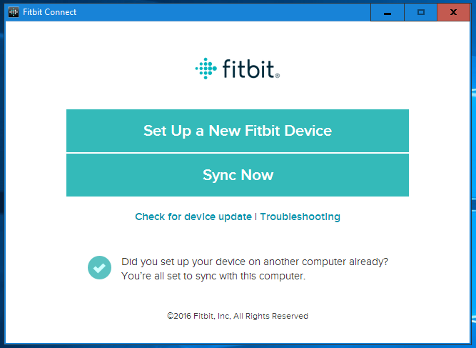 how do i sync my fitbit to my iphone solved put a big sync now button on the dashboard 21306
