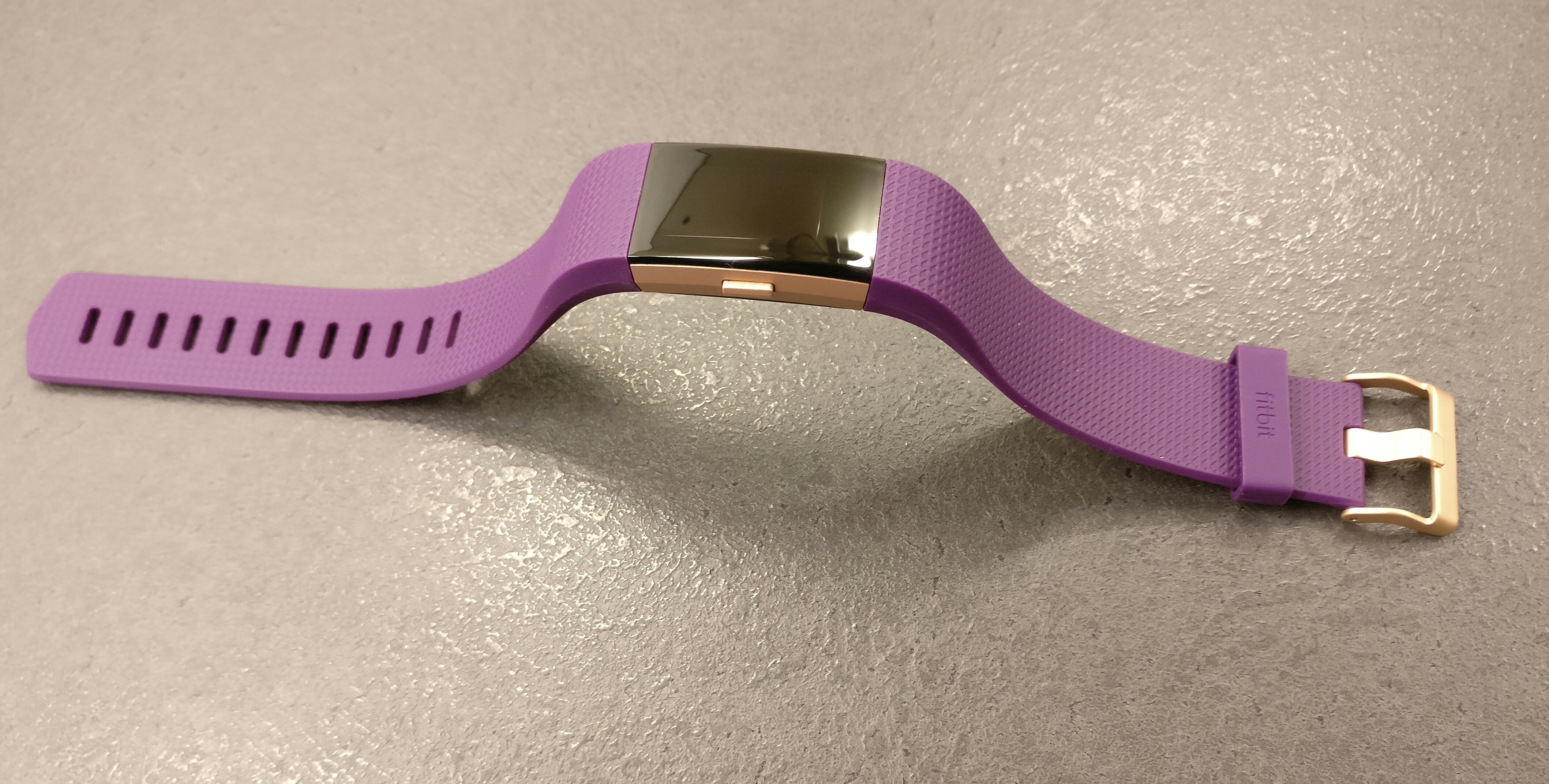Charge 2 Rose Gold Straps With Rose Gold Hardware Fitbit