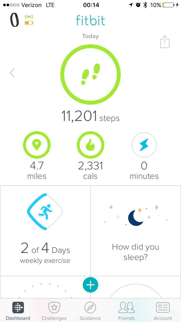 Solved Wrong Stats Displayed On The App Fitbit Community