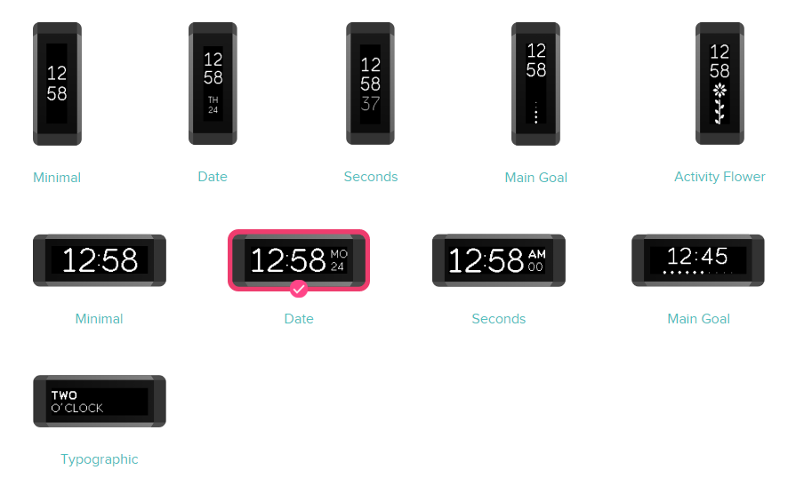 Horizontal Steps Vertical Time Fitbit Community