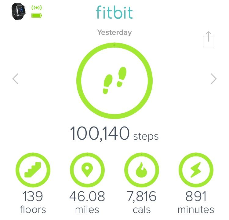 how to get 100k steps in a day