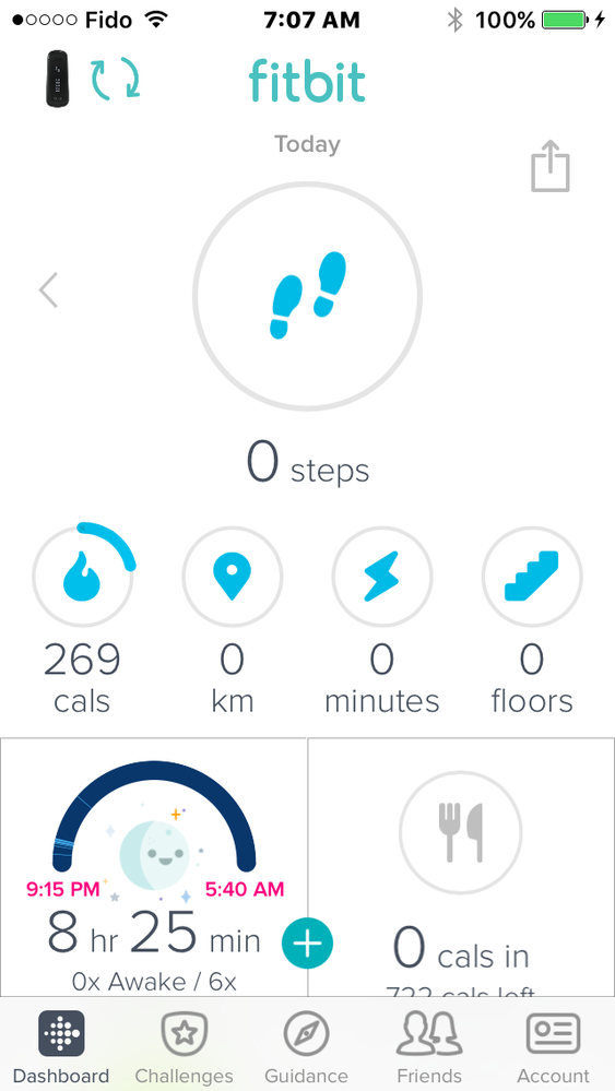 fitbit ios 7 not syncing