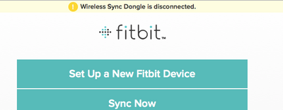 Having trouble syncing? (here's how to fix this) - Fitbit Community