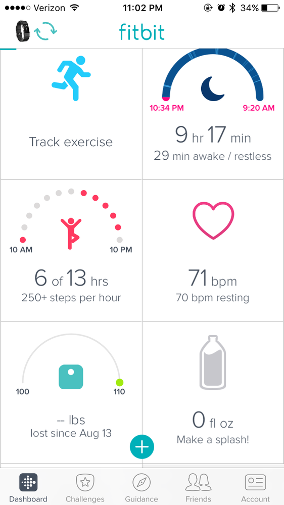 Daylight Savings changed my settings in my Fitbit