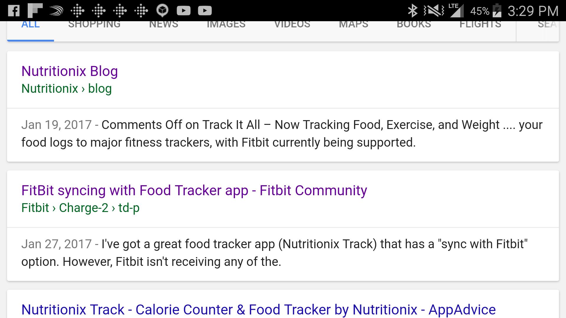 food traker