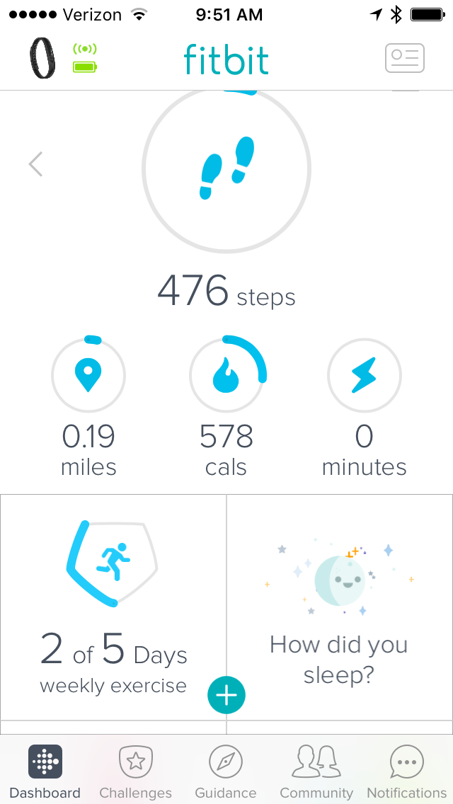 Sleep Data Not Showing Up On App Fitbit Community