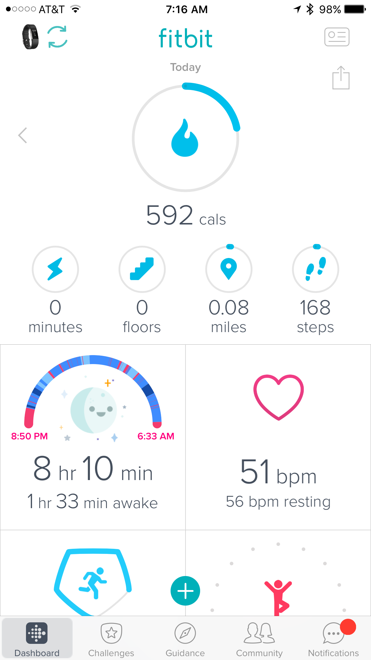 Resting heart rate inaccuracies fitbit community nvjuhfo Gallery