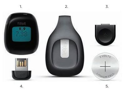 Solved: How do I assemble my new Fitbit Zip? - Fitbit Community