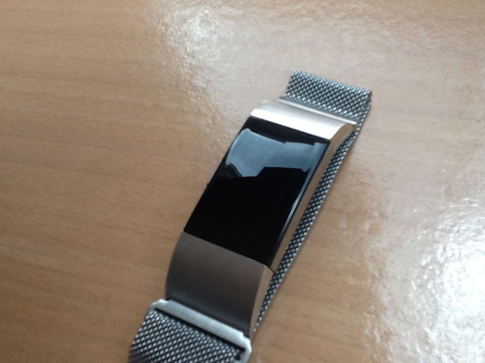 Solved: Screen cracked! - Fitbit Community