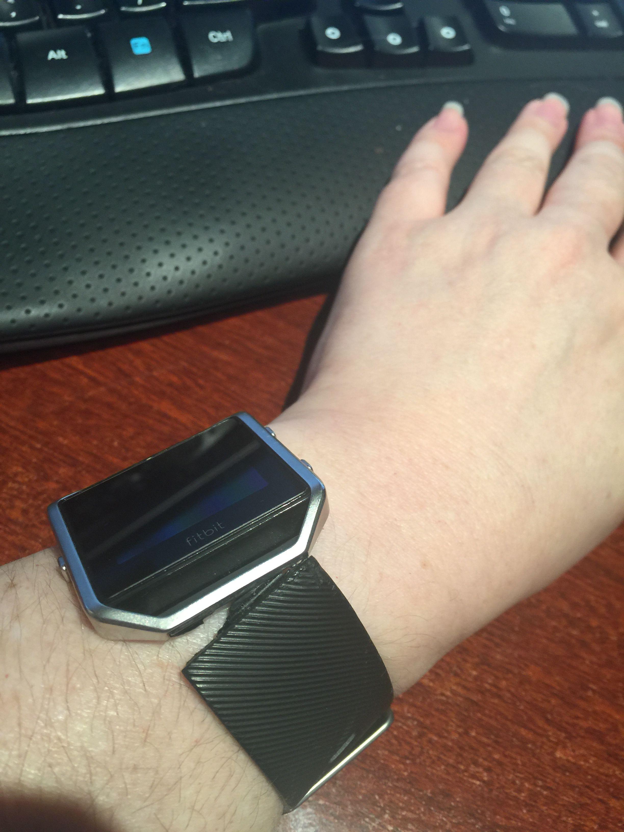Blaze wrist band broken - Fitbit Community