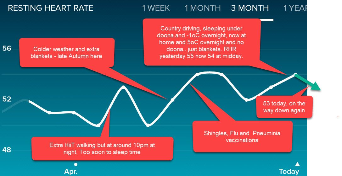 Solved: How is my Cardio Fitness score so high? - Fitbit