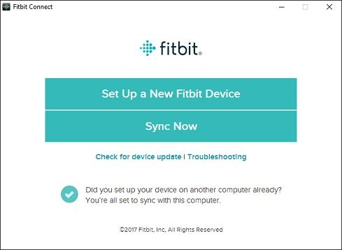 solved how do i force sync fitbit community rh community fitbit com Fitbit One Instruction Manual Fitbit One Instruction Manual