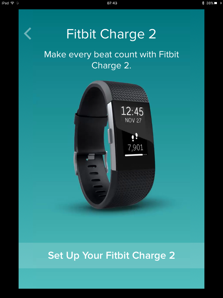Solved Transferring Charge Hr To Another User Fitbit Community